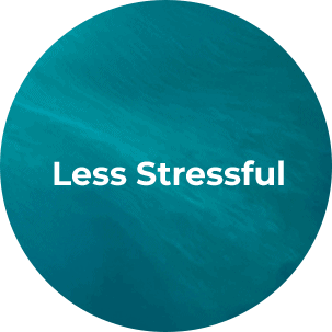 Less Stressful
